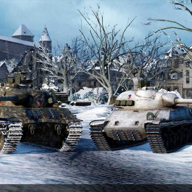 World of Tanks console Update 3 6 - LIBERTY FALLS | MMOWG net